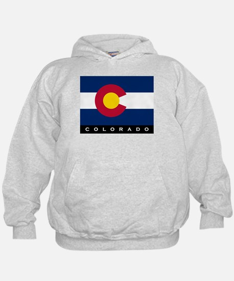 Colorado State Flag Hoody