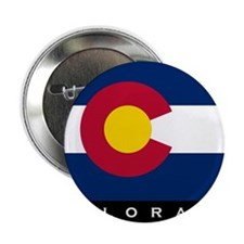 "Colorado State Flag 2.25"" Button"