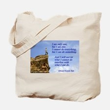 'I Can Do' Tote Bag