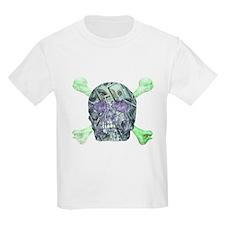 Skull money T-Shirt