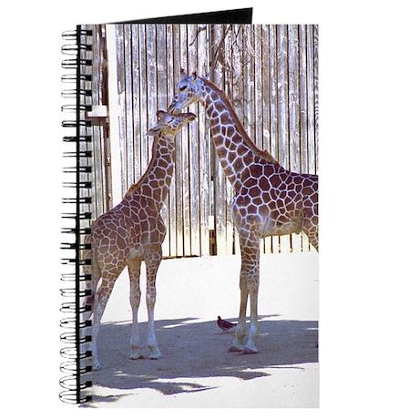 2 Young Giraffes Journal