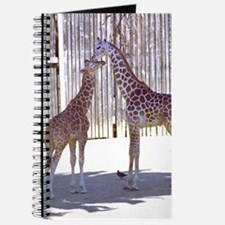 2 Young Giraffes Journal