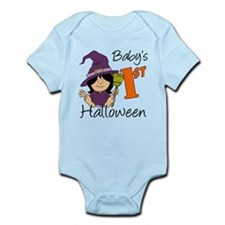 First Halloween Girl Infant Bodysuit