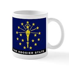Indiana State Flag Mug