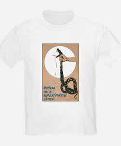 Snakes on a Plane Kids T-Shirt
