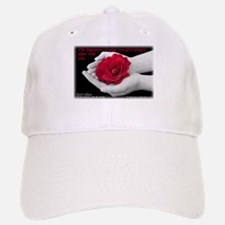 'Give' Baseball Baseball Cap
