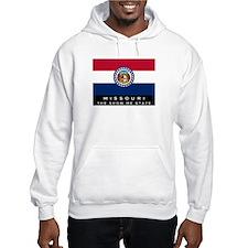 Missouri State Flag Hoodie