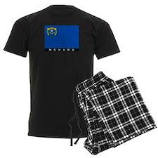 Nevada State Flag Pajamas