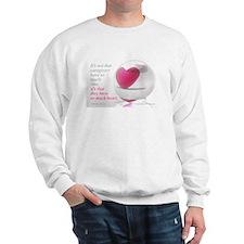 'So Much Heart' Sweatshirt
