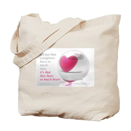 'So Much Heart' Tote Bag