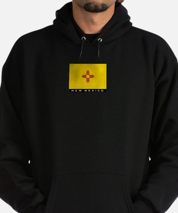 New Mexico State Flag Hoodie (dark)