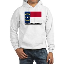 North Carolina State Flag Hoodie