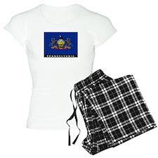 Pennsylvania State Flag pajamas
