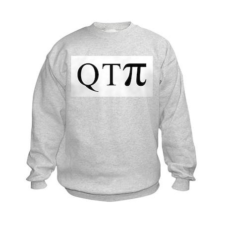 QTpi (Cutie Pie) Kids Sweatshirt
