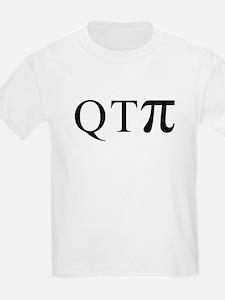 QTpi (Cutie Pie) Kids T-Shirt