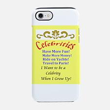 Celebrities have more fun desi iPhone 7 Tough Case