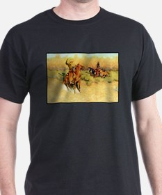 The Longhorn Cattle Sign, 1911 T-Shirt