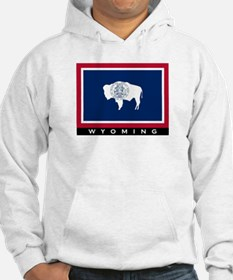 Wyoming State Flag Jumper Hoody