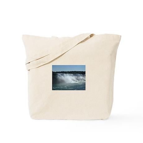 America Niagara Falls Tote Bag