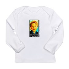 Jeane Kirkpatrick quote - with image Long Sleeve I