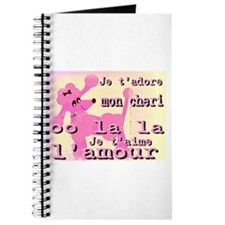 French Poodle Journal