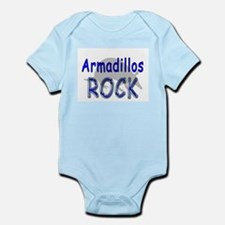 Armadillos Rock Infant Creeper