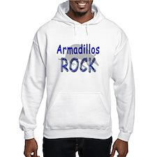 Armadillos Rock Hoodie
