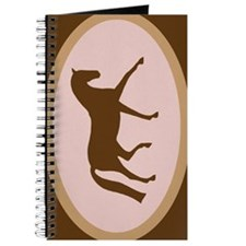 Cute Dressage extended Journal