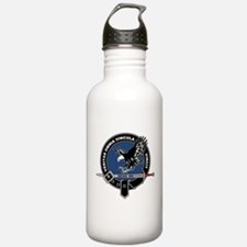 SAD Unit Crest Water Bottle