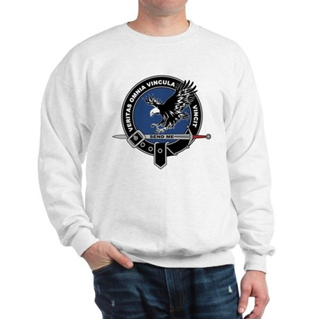 SAD Unit Crest Sweatshirt