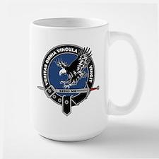 SAD Unit Crest Large Mug
