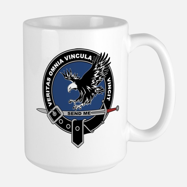 SAD Unit Crest Large Mug