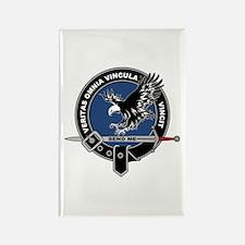 SAD Unit Crest Rectangle Magnet