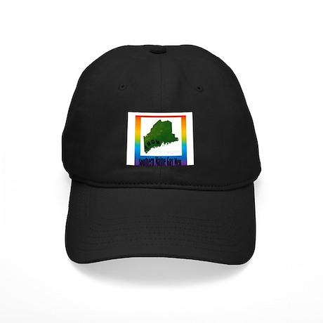 SMGM Logo Artwork Black Cap