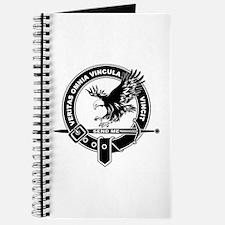 SAD Unit Crest B-W Journal
