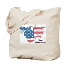 New Middle east Tote Bag