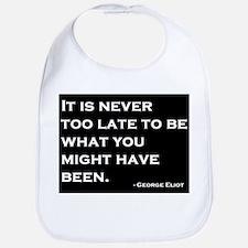George Eliot Quote Bib