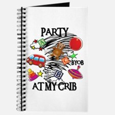 PARTY AT MY CRIB Journal