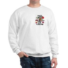 PARTY AT MY CRIB Sweatshirt