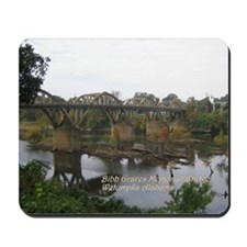 Wetumpka Fall Colors Mousepad