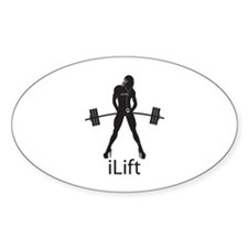 iLift Decal