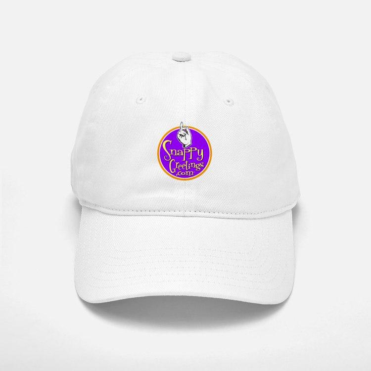 Snappy Greetings Baseball Baseball Cap