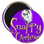 Snappy Greetings Magnet