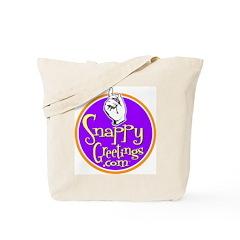Snappy Greetings Tote Bag