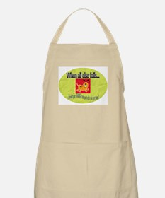 When all else fails Apron