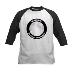 Astronomy Is Out Of This World! Kids Baseball Jers