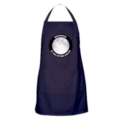 Astronomy Is Out Of This World! Apron (dark)
