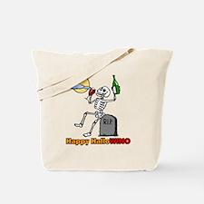 Happy HalloWINO 2 Tote Bag