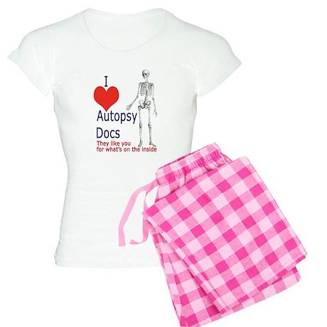 Autopsy Docs Women's Light Pajamas