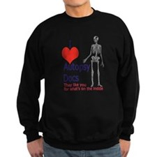 Autopsy Docs Sweatshirt